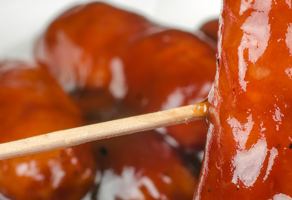 Hero Black Currant German Wieners: Holiday Appetizer