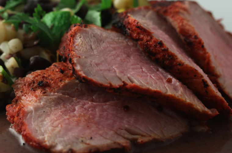 Pork Loin HERO Black Cherry Marinade